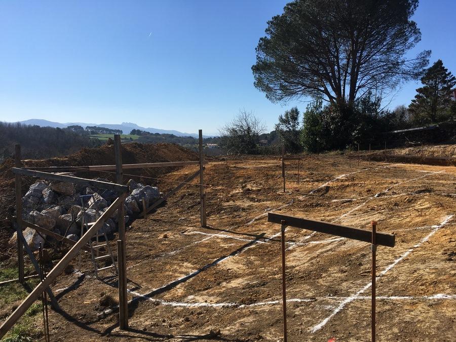 Construction maison a Saint Jean de Luz