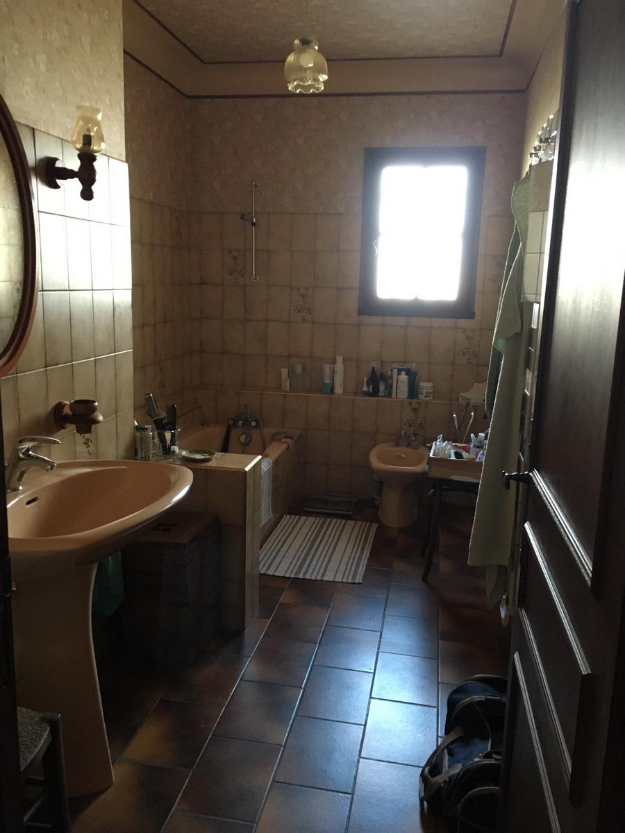 photo salle de bain avant travaux