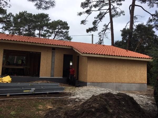 ossature bois renovation et agrandissement 3
