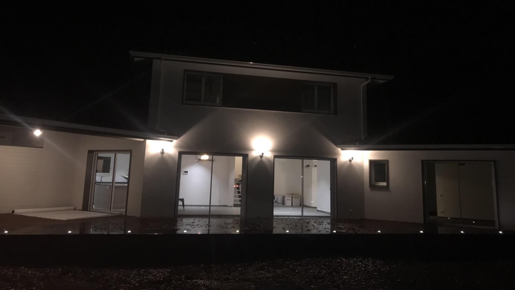 Contruction d une villa a Capbreton